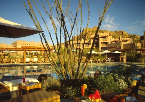 Four Seasons Residence Club Scottsdale at Troon North, Scottsdale, AZ, United States, USA,