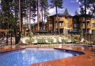 Hyatt High Sierra Lodge, Incline Village, NV, United States, USA, HYHI CLUB