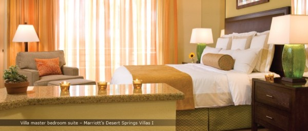 Marriott's Desert Springs Villas, Palm Desert, CA, United States, USA,