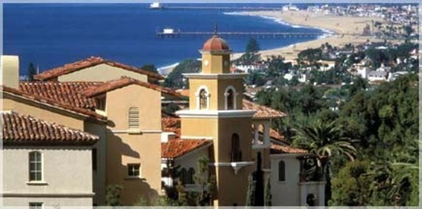 Marriott's Newport Coast Villas, Newport Coast Community, CA, United States, USA,