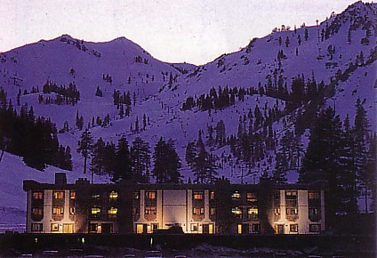 Red Wolf Lodge at Squaw Valley (Squaw Tahoe), Olympic Valley, CA, United States, USA,
